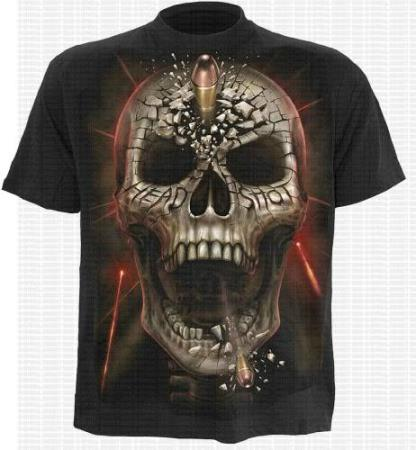 GOTHIC / Metal / Rock / Punk Shirt Size L