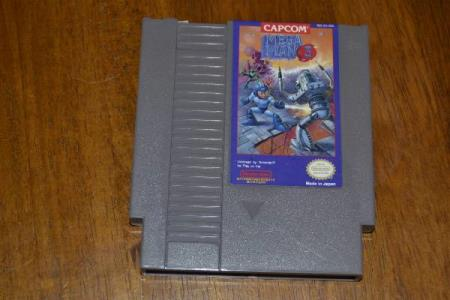 NES - Mega Man 3 (USA)