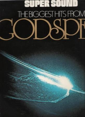 THE BIGGEST HITS FROM GODSPELL.-SUPER SOUND.