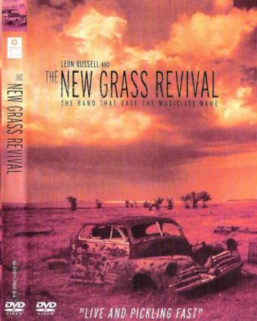 LEON RUSSELL AND THE NEW GRASS REVIVAL.-+ BONUS AUDIO TRACKS