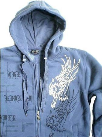 Hooded Sweat Jacket 2 Color Size M, L