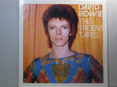 DAVID BOWIE:  The Trident Tapes - forseglet!
