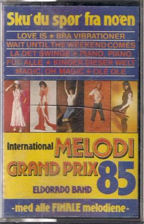 International Melodi Grand Prix 85 - 1985