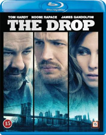 THE DROP (TOM HARDY/JAMES GANDOLFINI) (BLU-RAY) - Larvik - SOM NY OG MED NORSK TEKST !!! THE DROP is a crime drama from Michaël R. Roskam, the Academy Award nominated director of Bullhead. Based on a short story from Dennis Lehane (Mystic River, Gone Baby Gone), THE DROP follows lonely bartender Bob Sag - Larvik