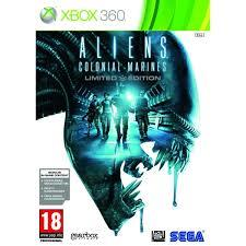 Xbox 360: Aliens Colonal Marines