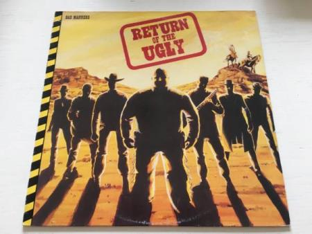 Bad Manners - Return of the ugly (LP)