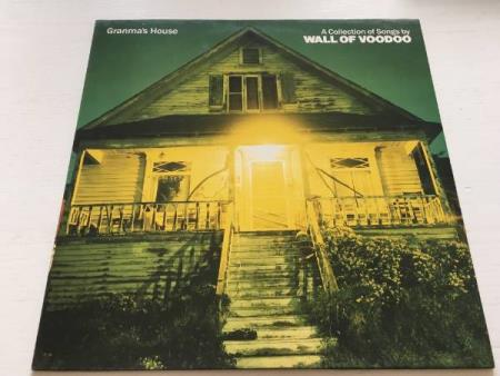 Wall Of Voodoo – Granmas House - A Collection Of Songs (LP