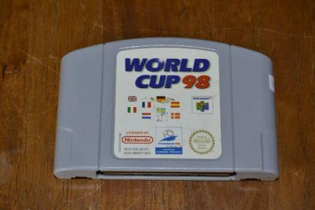 N64 - World Cup 98