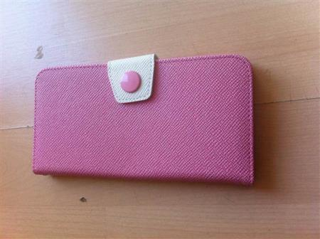 wallet covers,pink color, Iphone 6