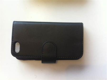 wallet covers,black color, iPhone 5/5S