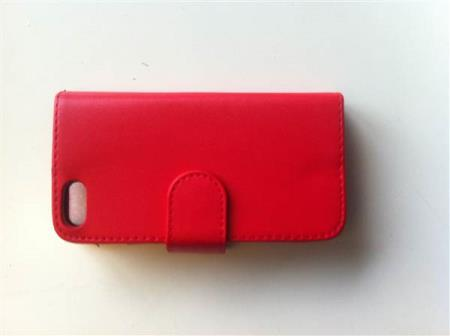 wallet covers,red color, iPhon e 5/5S