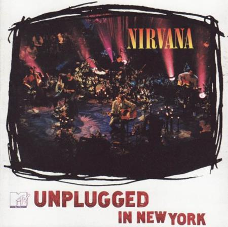 Nirvana -  MTV Unplugged In New York - Foo Fighters