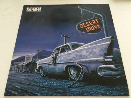 The Raymen - Desert Drive (LP)