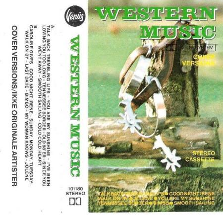WESTERN MUSIC.-COLD COLD HEART-CAROLINE GIVES-LAST DATE.
