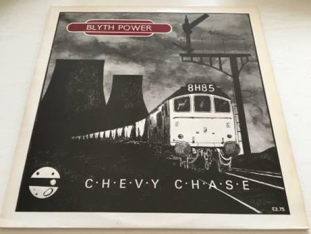 Blyth Power – Chevy Chase (First MAXI)