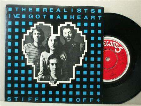 The Realists:   Ive Got A Heart/Living In The City