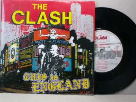The Clash:  This Is England/Do It Now