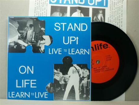 Stand Up / On Life: Live To Learn Learn To Live