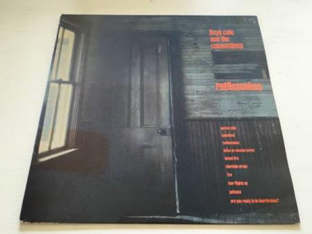 Lloyd Cole & The Commotions ‎– Rattlesnakes (LP)