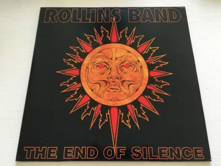 Rollins Band ‎– The End Of Silence (2LP)