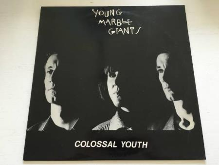 Young Marble Giants ‎– Colossal Youth (LP)