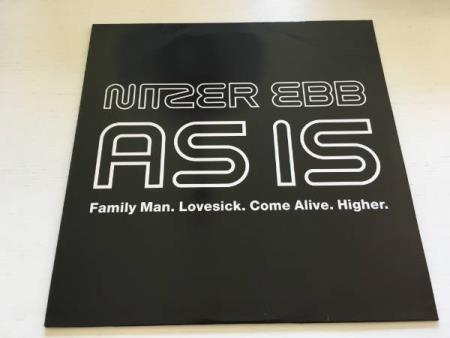 Nitzer Ebb ‎– As Is (MAXI)