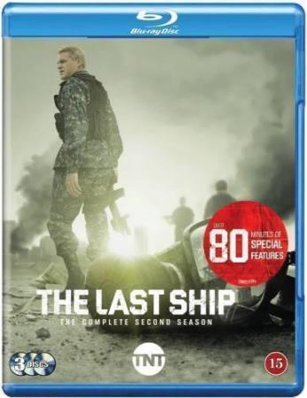 THE LAST SHIP - SESONG 2 (ERIC DANE) (3 DISC) (BLU-RAY)