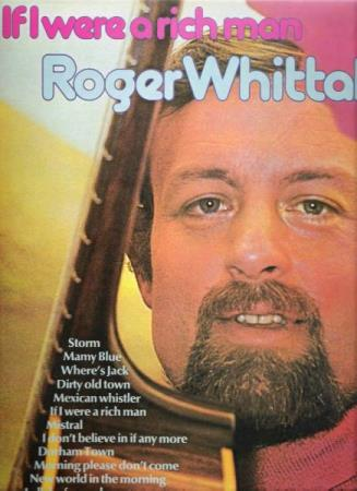 ROGER WHITTAKER.-IF I WERE A RICH MAN.-1975.