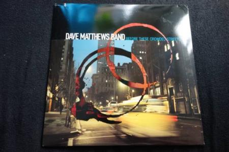 Dave Matthews Band – Before These Crowded Streets [Vinyl]