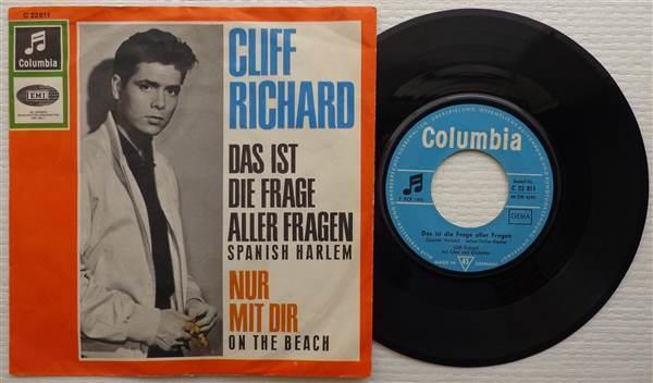 cliff richard 39 das ist die frage aller fragen 39 german 7 selges av disc empyre fra glostrup p. Black Bedroom Furniture Sets. Home Design Ideas