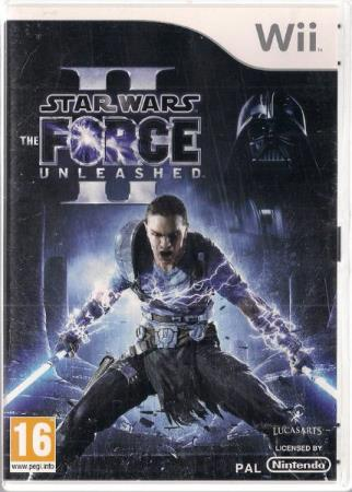 Star Wars The Force Unleashed II - Nintendo Wii