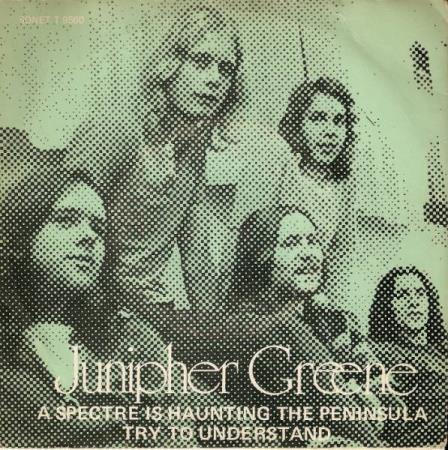 Junipher Greene - A Spectre Is Haunting The Peninsula