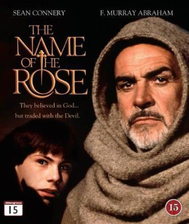THE NAME OF THE ROSE (I ROSENS NAVN) (BLU-RAY)