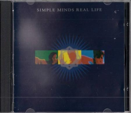 Simple Minds - Real Life CD 1991