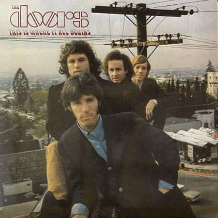 The Doors:  This Is Where It All Begins