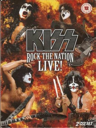 Kiss - Rock The Nation Live! 2DVD