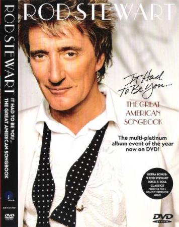 ROD STEWART.-THE GREAT AMERICAN SONGBOOK.-2003.
