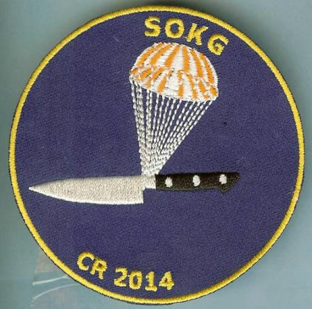 SOKG - Special Operations Kitchen Group - Cold Response 2014