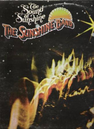 THE SUNSHINE BAND.-THE SOUND OF SUNSHINE.SHOTGUN SHUFFLE-HEY