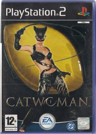 Catwoman PS2 Playstation 2