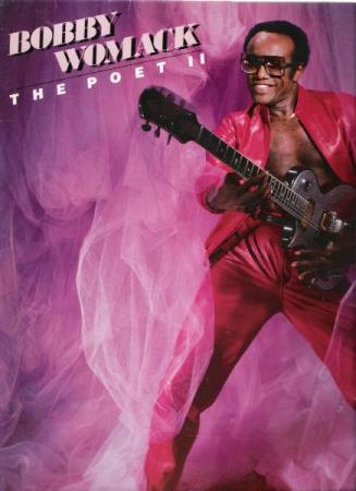 BOBBY WOMACK.-THE POET II.-PATTI LABELLE.-1984.