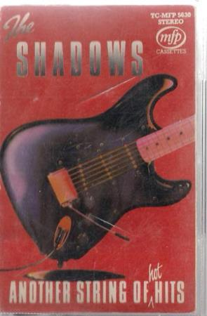 The Shadows - Another String Of Hot Hits MC Kassett 1983