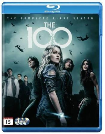 THE 100 - SESONG 1 (3 DISC) (BLU-RAY)