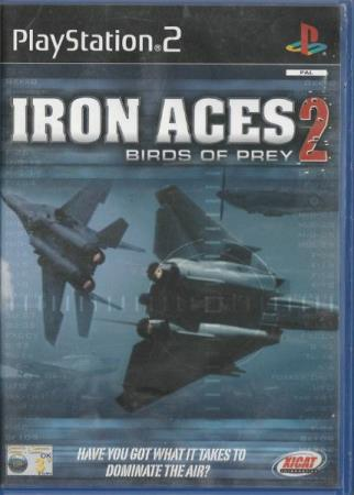 Iron Aces 2 : Birds Of Pray PS2 Playstation 2