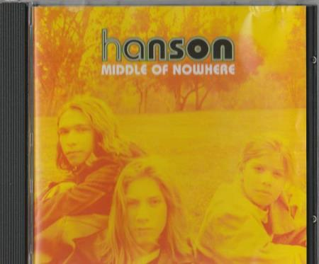 Hanson - Middle Of Nowhere CD 1997 MMMBop