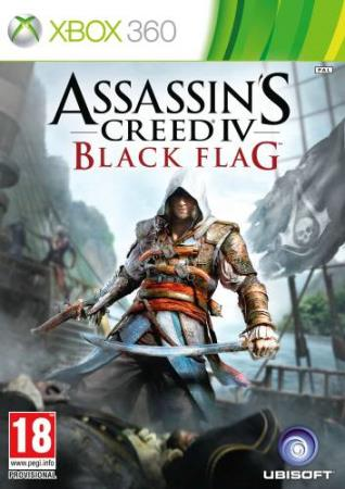 ASSASSINS CREED IV - BLACK FLAG (XBOX 360)