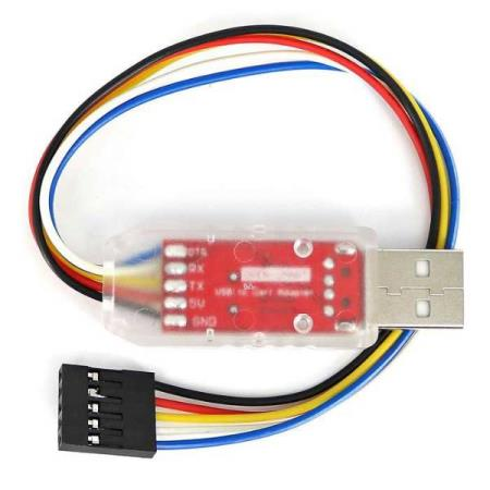 USB TIL UART TTL SERIAL ADAPTER MODULE TIL ARDUINO - Oslo - USB TIL UART TTL SERIAL ADAPTER MODULE TIL ARDUINO PRO MINI KUN KR. 49.- This is USB to serial module that is based on the CH340G. It is commonly used to debug various TTL serial devices such as serial WIFI, serial MP3 and serial camera module, upg - Oslo