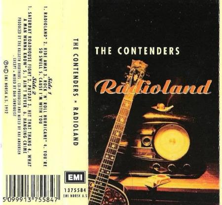 THE CONTENDERS.-RADIOLAND.-1992.