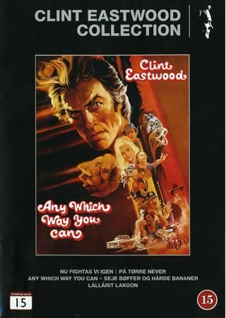 ANY WHICH WAY YOU CAN (1980) (CLINT EASTWOOD) (DVD)