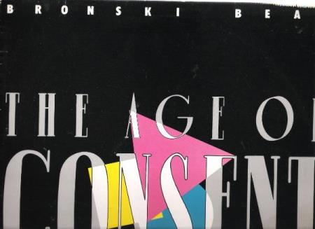 BRONSKI BEAT.-THE AGE OF CONSENT.-1984.